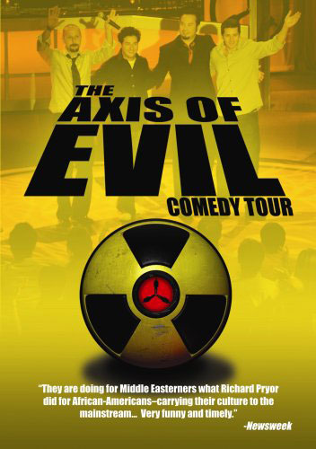 Axis Of Evil Comedy Special (DVD)
