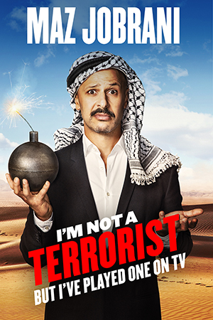 I'm Not a Terrorist But I've Played One on TV (DVD)