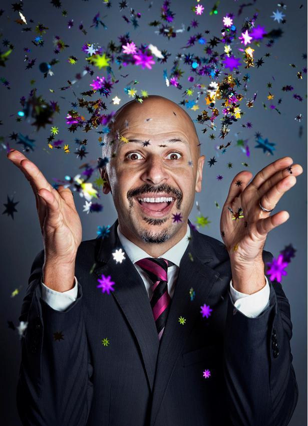 Maz Jobrani comedian