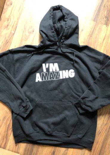 I'm AMAZing Hoodie